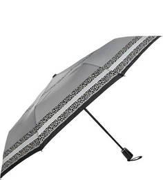 Складной зонт с анималистическим принтом Doppler