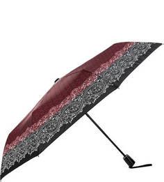 Складной зонт с цветочным принтом Doppler