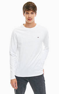 Базовая хлопковая футболка Tommy Jeans