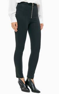 Однотонные брюки с высокой посадкой Patrizia Pepe
