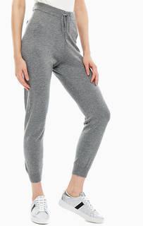 Укороченные брюки с декором Liu Jo Sport