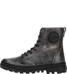 Высокие демисезонные ботинки Palladium
