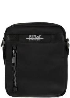 Маленькая сумка через плечо Replay