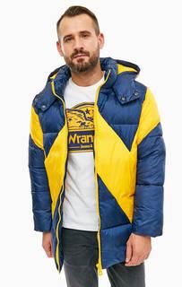 Удлиненная куртка с капюшоном Wrangler