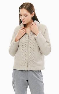 Двусторонняя куртка на молнии Liu Jo Sport