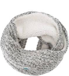 Трикотажный шарф-хомут с подкладкой Superdry