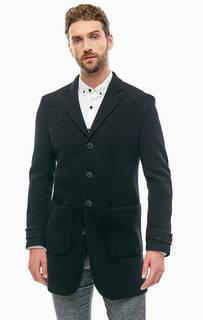 Классическое пальто из шерсти Drykorn