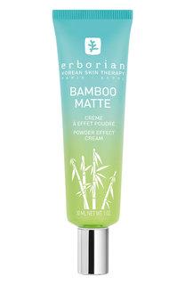 Крем для лица Bamboo Matte Erborian