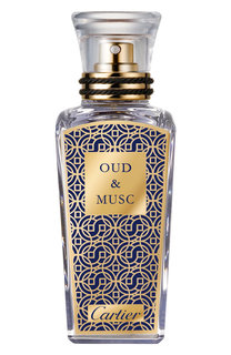 Духи Oud & Musc Cartier