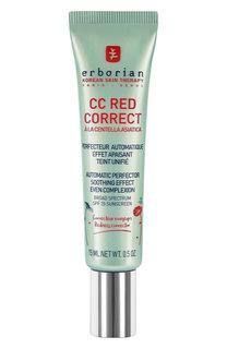 Корректирующий крем для лица CC Red Correct Erborian