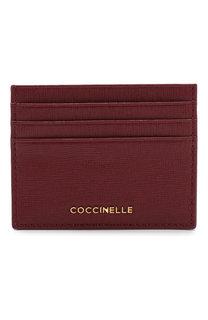 Кожаный футляр для кредитных карт Coccinelle