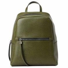 Рюкзак GIANNI CHIARINI 9230 темно-зеленый