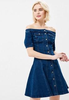 Платье джинсовое Love Republic