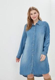 Платье джинсовое Zizzi