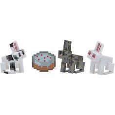 """Набор фигурок Jazwares """"Minecraft"""" Chase Bunnies, 3 фигурки"""