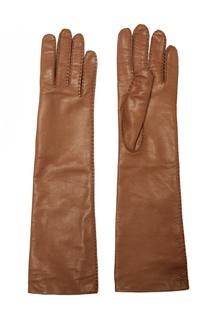 Бежевые перчатки MAX Mara