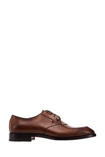 Коричневые кожаные туфли Thomas II Christian Louboutin
