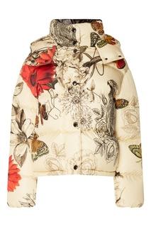 """Утепленная куртка """"Caille"""" Moncler"""