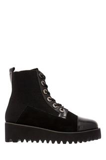 Черные ботинки Snow Combat United Nude