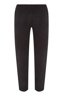 Темно-серые хлопковые брюки Blank.Moscow