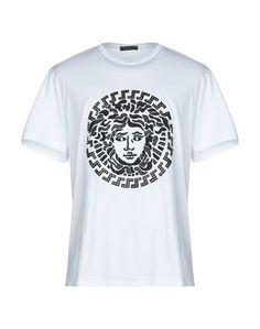 Купить мужские футболки Versace в интернет-магазине Lookbuck cc9f0b9467e
