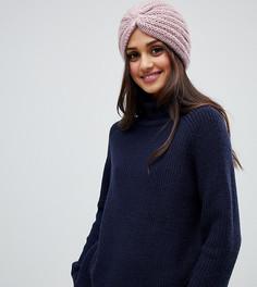 Шляпа с запахом Stitch & Pieces - Розовый