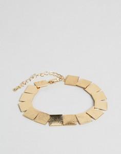 Браслет Nylon - Золотой