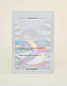 Маска для лица MasqueBAR Holographic Foil Peel Off - Бесцветный