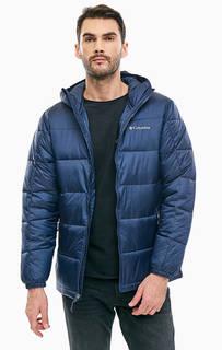 Синяя куртка с капюшоном Munson Point Columbia