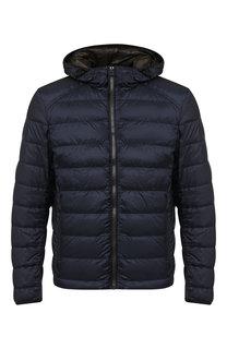 Куртка прямого кроя на молнии с капюшоном Belstaff