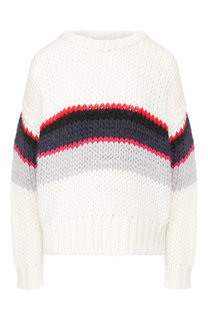 Вязаный пуловер с круглым вырезом Iro