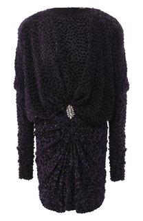 Мини-платье с драпировкой Dodo Bar Or