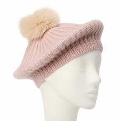 Шапка CALZETTI 5261 розовый