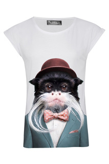 T-shirt Saint Noir