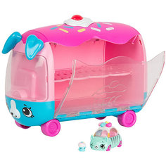 """Игровой набор Moose """"Shopkins Cutie Cars"""" Фургон коллекционера"""