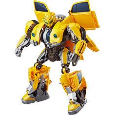 """Трансформеры Transformers """"Роботы под прикрытием"""" Заряженный Бамблби Hasbro"""