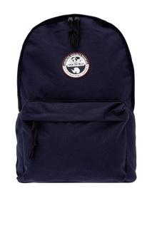 Темно-синий рюкзак с логотипом Napapijri