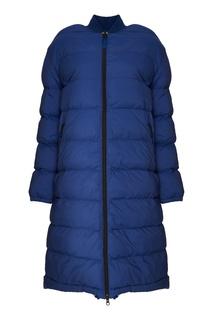Ярко-синяя стеганая куртка Napapijri