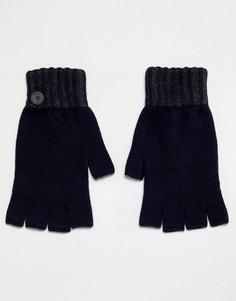 Перчатки без пальцев Ted Baker Lydford - Темно-синий