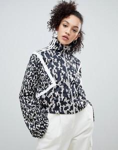 Спортивная куртка с принтом Adidas Originals - Мульти