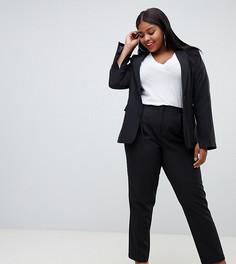 Зауженные брюки-сигареты UNIQUE21 Hero Plus - Черный