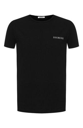 Комплект из двух хлопковых футболок с круглым вырезом Dirk Bikkembergs