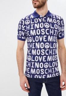 Поло Love Moschino