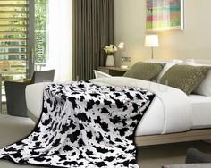 Плед (180х220 см) Dalmatian Tex Republic