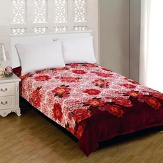 Плед (180х230 см) Floral Glade Amore Mio