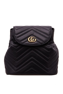 Маленький рюкзак GG Marmont Gucci