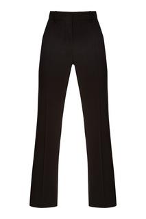 Черные брюки со стрелками No.21