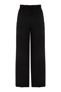 Черные костюмные брюки Victoria Beckham