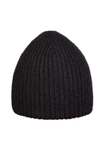 Черная женская шапка Canoe
