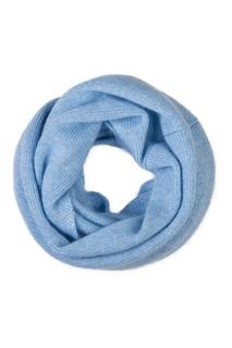 Светло-голубой шарф Canoe